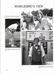 Page 10, 1984 Edition, Grimsley High School - Whirligig Yearbook (Greensboro, NC) online yearbook collection