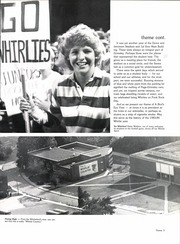 Page 11, 1984 Edition, Grimsley High School - Whirligig Yearbook (Greensboro, NC) online yearbook collection