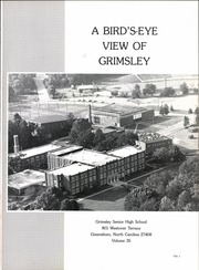 Page 7, 1984 Edition, Grimsley High School - Whirligig Yearbook (Greensboro, NC) online yearbook collection