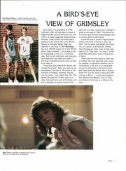 Page 9, 1984 Edition, Grimsley High School - Whirligig Yearbook (Greensboro, NC) online yearbook collection