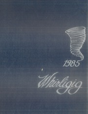 1985 Edition, Grimsley High School - Whirligig Yearbook (Greensboro, NC)