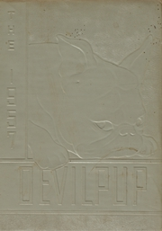 1957 Edition, Camp Lejeune High School - Devilpup Yearbook (Camp Lejeune, NC)