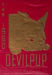 1960 Edition, Camp Lejeune High School - Devilpup Yearbook (Camp Lejeune, NC)