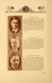 Page 20, 1923 Edition, New Bern High School - Bruin Yearbook (New Bern, NC) online yearbook collection