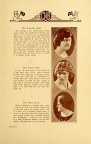 Page 21, 1923 Edition, New Bern High School - Bruin Yearbook (New Bern, NC) online yearbook collection