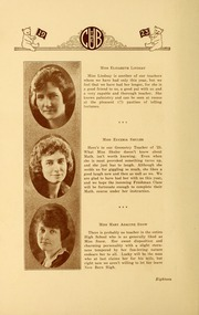 Page 22, 1923 Edition, New Bern High School - Bruin Yearbook (New Bern, NC) online yearbook collection