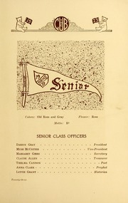 Page 27, 1923 Edition, New Bern High School - Bruin Yearbook (New Bern, NC) online yearbook collection
