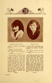 Page 29, 1923 Edition, New Bern High School - Bruin Yearbook (New Bern, NC) online yearbook collection