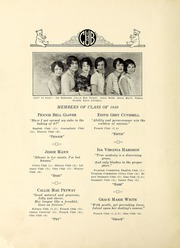 Page 12, 1930 Edition, New Bern High School - Bruin Yearbook (New Bern, NC) online yearbook collection