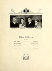 Page 9, 1930 Edition, New Bern High School - Bruin Yearbook (New Bern, NC) online yearbook collection