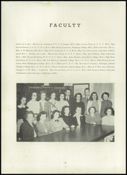 Page 12, 1948 Edition, New Bern High School - Bruin Yearbook (New Bern, NC) online yearbook collection