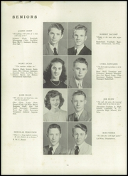 Page 16, 1948 Edition, New Bern High School - Bruin Yearbook (New Bern, NC) online yearbook collection
