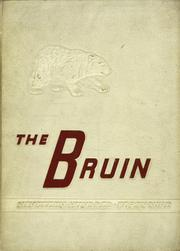 New Bern High School - Bruin Yearbook (New Bern, NC) online yearbook collection, 1949 Edition, Page 1