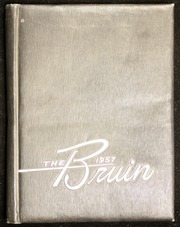 1957 Edition, New Bern High School - Bruin Yearbook (New Bern, NC)