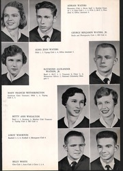 Page 91, 1957 Edition, New Bern High School - Bruin Yearbook (New Bern, NC) online yearbook collection