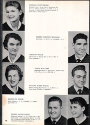 Page 92, 1957 Edition, New Bern High School - Bruin Yearbook (New Bern, NC) online yearbook collection