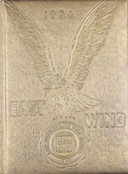 Page 1, 1956 Edition, East Mecklenberg High School - East Wind Yearbook (Charlotte, NC) online yearbook collection