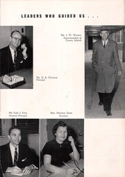 Page 11, 1956 Edition, East Mecklenberg High School - East Wind Yearbook (Charlotte, NC) online yearbook collection