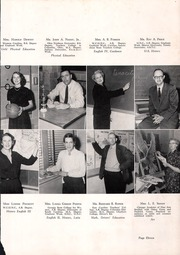 Page 15, 1956 Edition, East Mecklenberg High School - East Wind Yearbook (Charlotte, NC) online yearbook collection