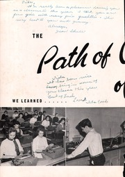 Page 6, 1956 Edition, East Mecklenberg High School - East Wind Yearbook (Charlotte, NC) online yearbook collection