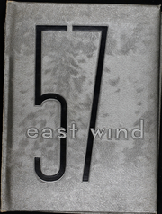 1957 Edition, East Mecklenberg High School - East Wind Yearbook (Charlotte, NC)