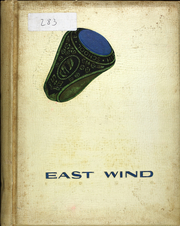 1958 Edition, East Mecklenberg High School - East Wind Yearbook (Charlotte, NC)