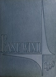 1959 Edition, East Mecklenberg High School - East Wind Yearbook (Charlotte, NC)