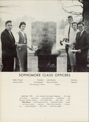 Page 14, 1961 Edition, East Mecklenberg High School - East Wind Yearbook (Charlotte, NC) online yearbook collection