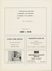 Page 200, 1961 Edition, East Mecklenberg High School - East Wind Yearbook (Charlotte, NC) online yearbook collection