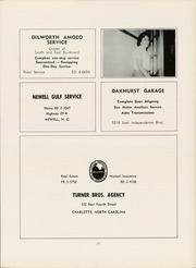 Page 201, 1961 Edition, East Mecklenberg High School - East Wind Yearbook (Charlotte, NC) online yearbook collection