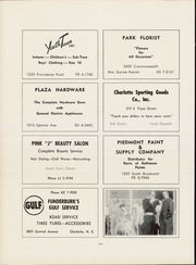 Page 208, 1961 Edition, East Mecklenberg High School - East Wind Yearbook (Charlotte, NC) online yearbook collection