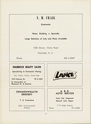 Page 212, 1961 Edition, East Mecklenberg High School - East Wind Yearbook (Charlotte, NC) online yearbook collection