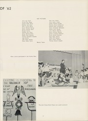 Page 41, 1961 Edition, East Mecklenberg High School - East Wind Yearbook (Charlotte, NC) online yearbook collection