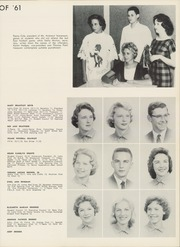 Page 45, 1961 Edition, East Mecklenberg High School - East Wind Yearbook (Charlotte, NC) online yearbook collection