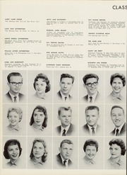 Page 50, 1961 Edition, East Mecklenberg High School - East Wind Yearbook (Charlotte, NC) online yearbook collection