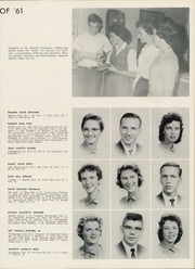Page 51, 1961 Edition, East Mecklenberg High School - East Wind Yearbook (Charlotte, NC) online yearbook collection