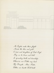 Page 6, 1961 Edition, East Mecklenberg High School - East Wind Yearbook (Charlotte, NC) online yearbook collection