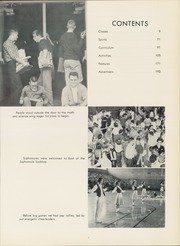 Page 9, 1961 Edition, East Mecklenberg High School - East Wind Yearbook (Charlotte, NC) online yearbook collection