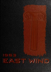1963 Edition, East Mecklenberg High School - East Wind Yearbook (Charlotte, NC)