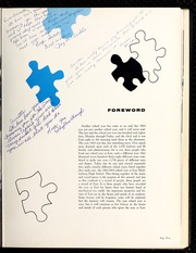 Page 9, 1964 Edition, East Mecklenberg High School - East Wind Yearbook (Charlotte, NC) online yearbook collection
