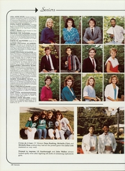 Page 104, 1986 Edition, East Mecklenberg High School - East Wind Yearbook (Charlotte, NC) online yearbook collection
