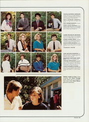 Page 105, 1986 Edition, East Mecklenberg High School - East Wind Yearbook (Charlotte, NC) online yearbook collection