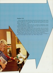 Page 11, 1986 Edition, East Mecklenberg High School - East Wind Yearbook (Charlotte, NC) online yearbook collection