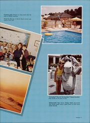 Page 13, 1986 Edition, East Mecklenberg High School - East Wind Yearbook (Charlotte, NC) online yearbook collection