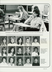 Page 145, 1986 Edition, East Mecklenberg High School - East Wind Yearbook (Charlotte, NC) online yearbook collection