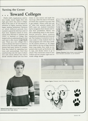 Page 147, 1986 Edition, East Mecklenberg High School - East Wind Yearbook (Charlotte, NC) online yearbook collection