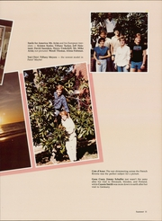 Page 15, 1986 Edition, East Mecklenberg High School - East Wind Yearbook (Charlotte, NC) online yearbook collection