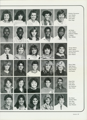 Page 151, 1986 Edition, East Mecklenberg High School - East Wind Yearbook (Charlotte, NC) online yearbook collection