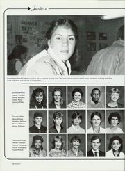 Page 152, 1986 Edition, East Mecklenberg High School - East Wind Yearbook (Charlotte, NC) online yearbook collection