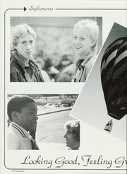 Page 154, 1986 Edition, East Mecklenberg High School - East Wind Yearbook (Charlotte, NC) online yearbook collection